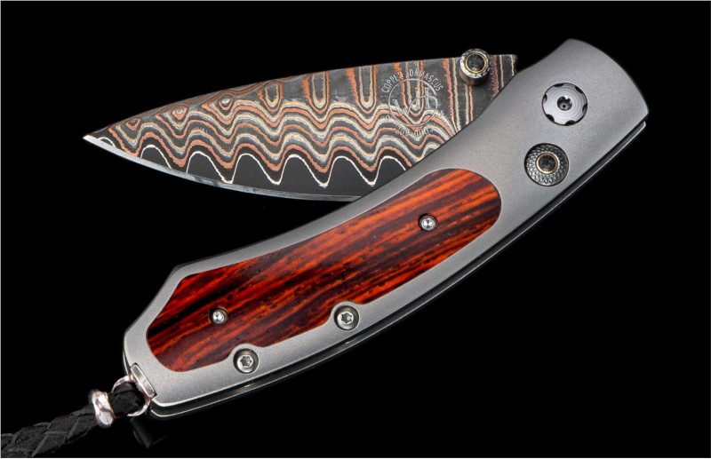 William Henry Knife by William Henry Studio